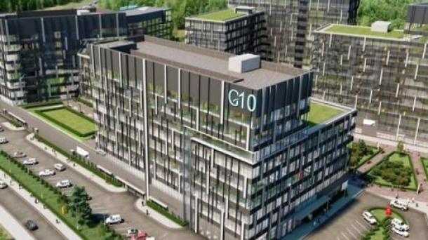 Офис 186 м2, Киевское шоссе,  21-й килом