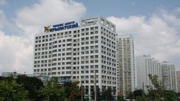 Офис 105 м2, метро Крылатское