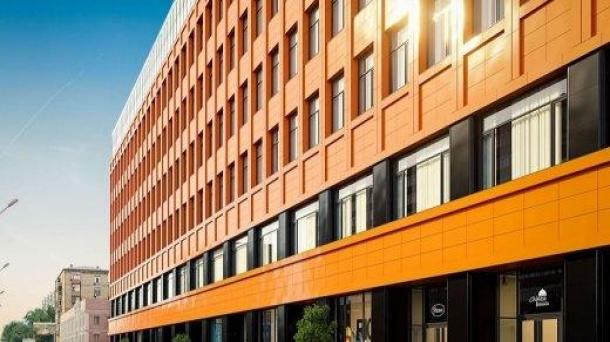 Продается офисное помещение 1583.34м2,  Москва