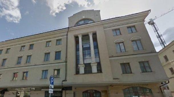 Офис 58.3 м2 у метро Серпуховская