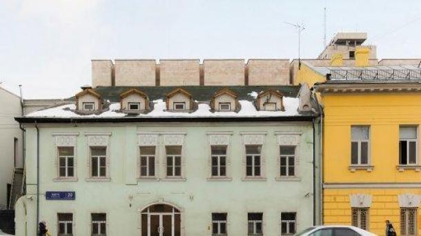 Продам здание 800м2, Москва, метро Проспект Мира