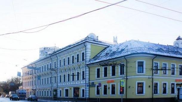 Офис 100 м2 у метро Бауманская