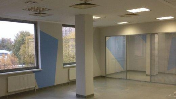 Офис 170м2, Новокузнецкая