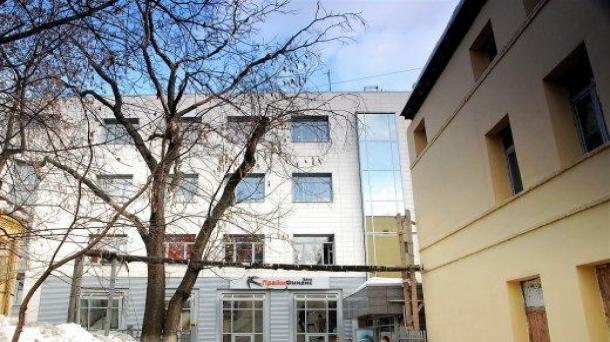 Офис 140м2, Чеховская