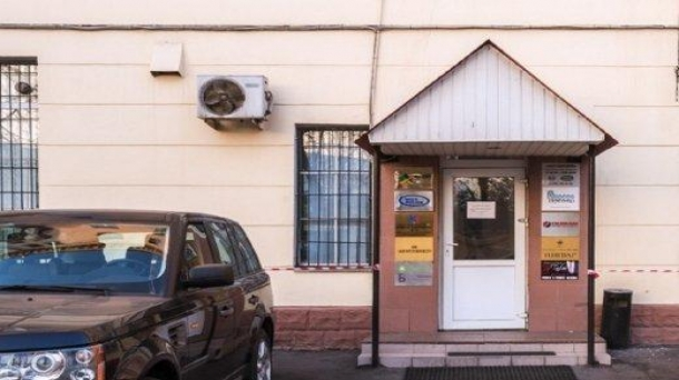 Офис 96.4 м2 у метро Полежаевская