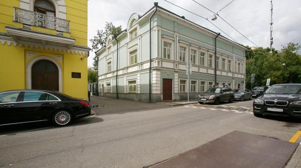Офис 1325м2, Трубниковский пер,  д 21 стр 2