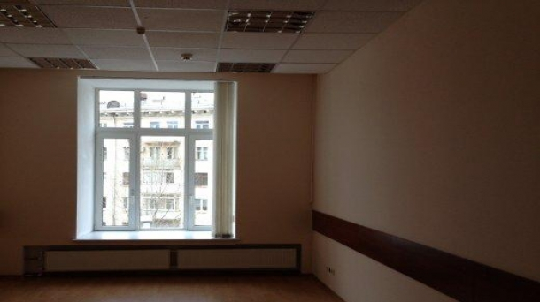Офис 120.96 м2 у метро Чкаловская