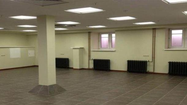 Офис 228 м2 у метро Чкаловская