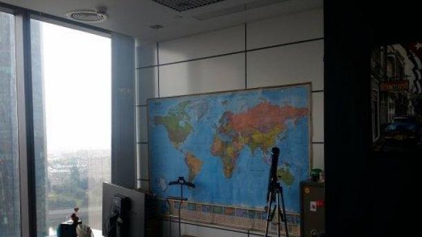 Офис в Москва-Сити 88 м2, метро Международная