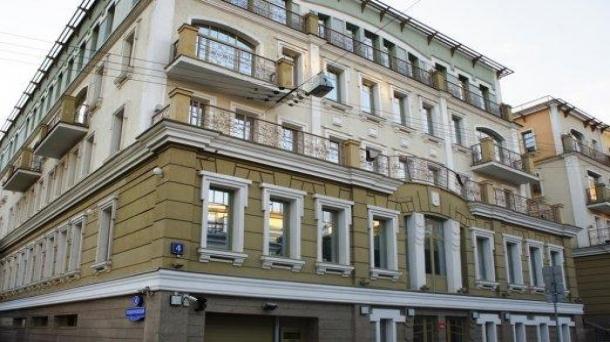 Офис 277.5м2, Подкопаевский переулок,  4
