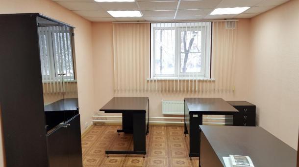 Офис 17м2, ВДНХ