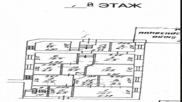 Офис 133м2, Нижний Кисловский переулок,  6