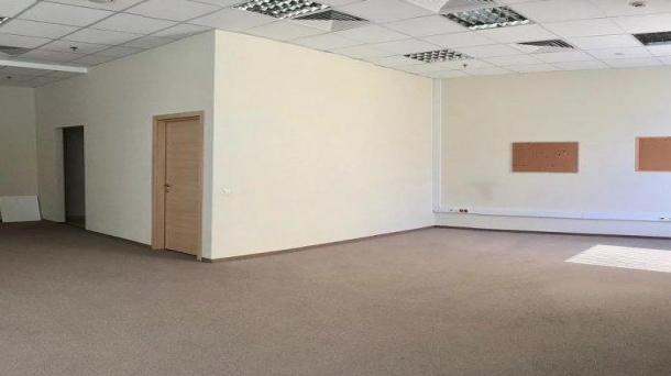 Офис 89.9м2, Калужская