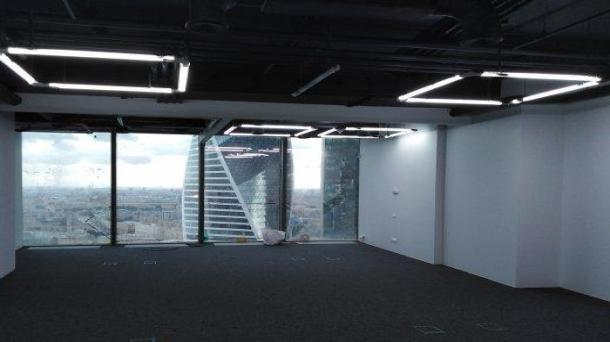 Офис 541м2, Международная