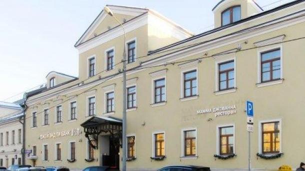 Офис 400м2, Третьяковская