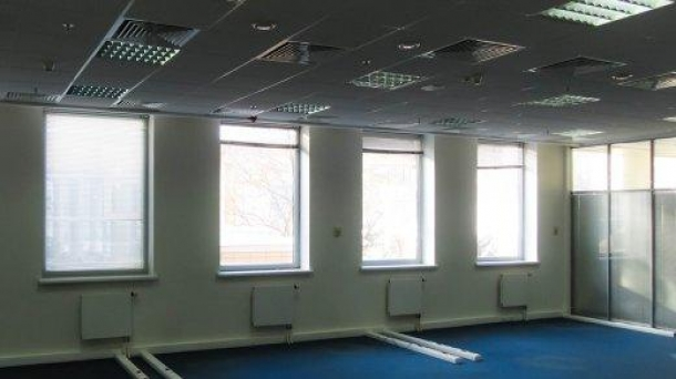 Офис 208 м2 у метро Парк Культуры