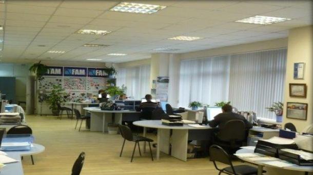 Офис 100 м2 у метро Аннино