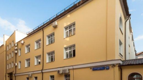 Офис 189м2, Чеховская