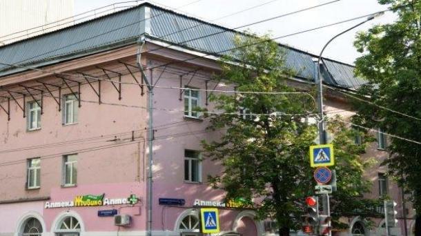 Офис 30 м2, Верхняя Первомайская улица,  36