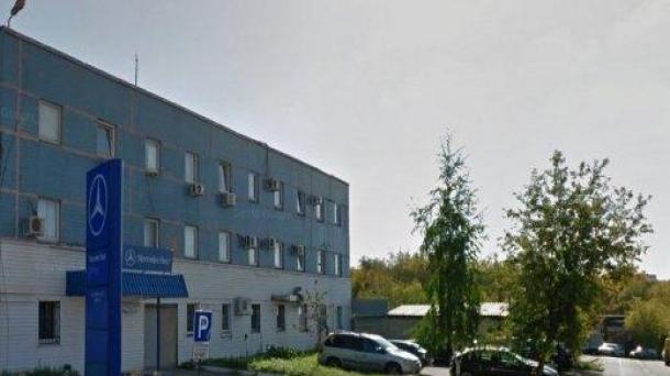 Офис 20м2, Сходненская