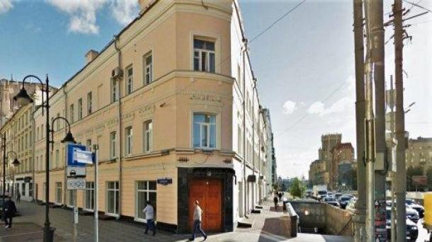 Офис 100м2, Добрынинская