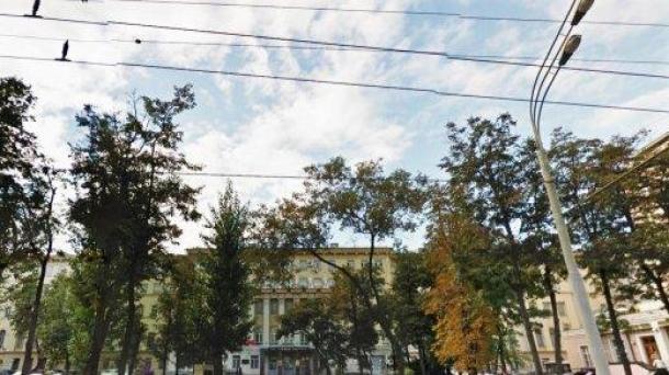 Офис 87 м2 у метро Октябрьская