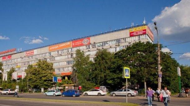 Сдам офисное помещение 35.3м2, 70600руб., метро Проспект Вернадского