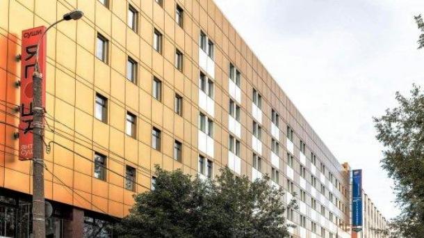 Офис 24.5м2, Багратионовская