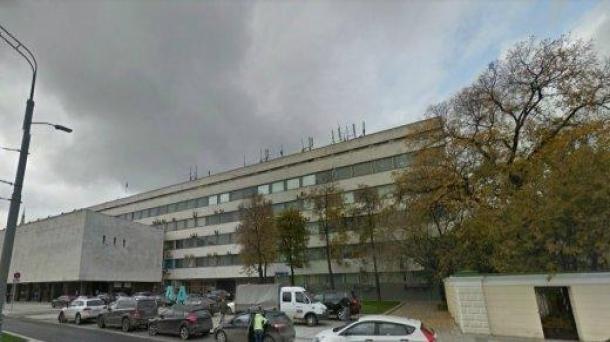 Офис 70м2, Баррикадная