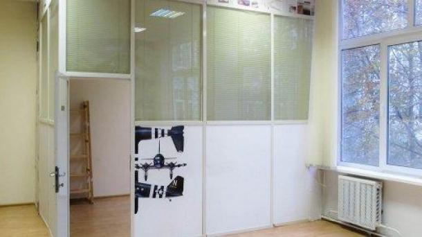 Офис 52.5м2, Рижская