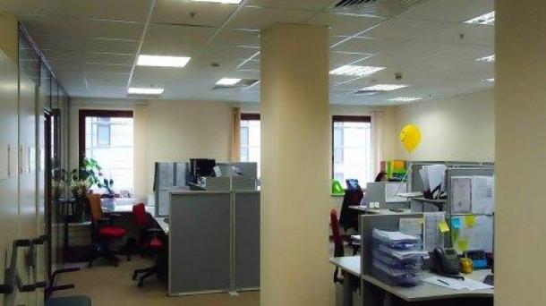 Офис 123 м2 у метро Тверская