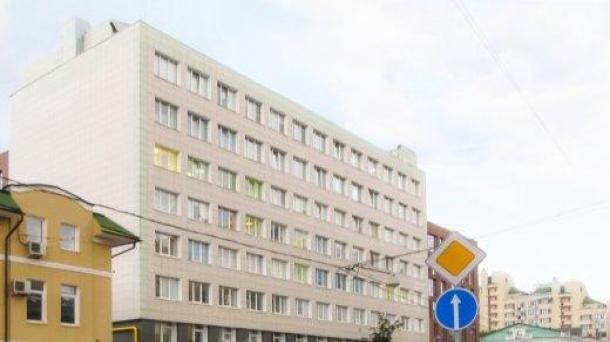 Офис 1702.6м2, Красносельская