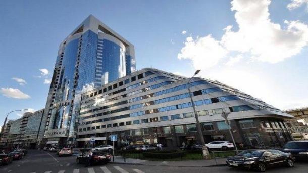 Офис 40м2, Международная