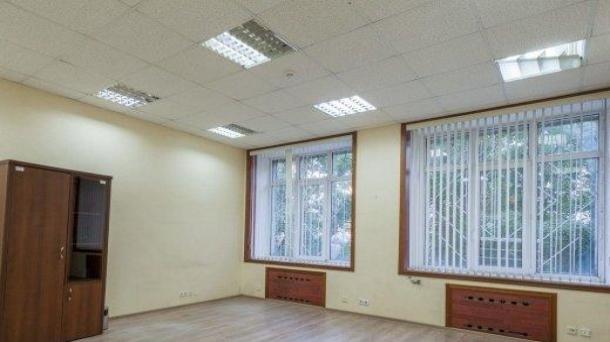 Офис 100м2, Чкаловская