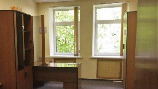 Офис 50м2, Ботанический сад