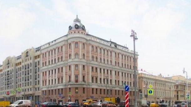 Офис 41.2 м2 у метро Тверская