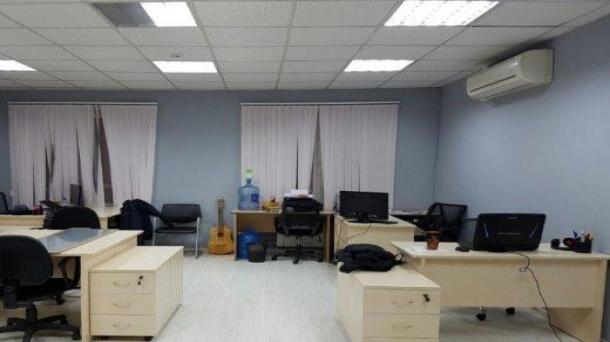 Офис 37.6 м2, Люсиновская улица,  36