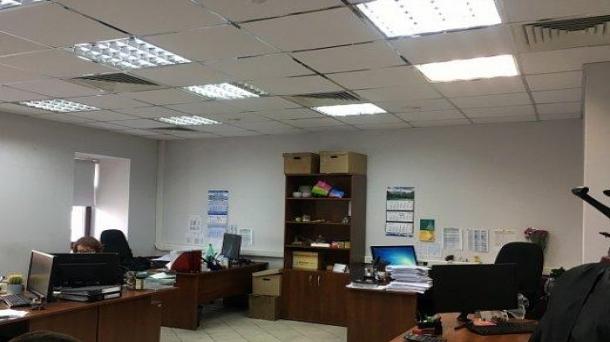 Офис 30.6м2, Сретенский бульвар
