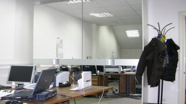 Офис 40.9 м2 у метро Площадь Революции