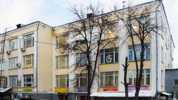 Офис 25.2м2, Электрозаводская