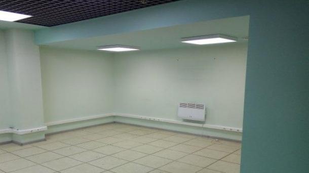 Офис 34.2 м2 у метро Университет