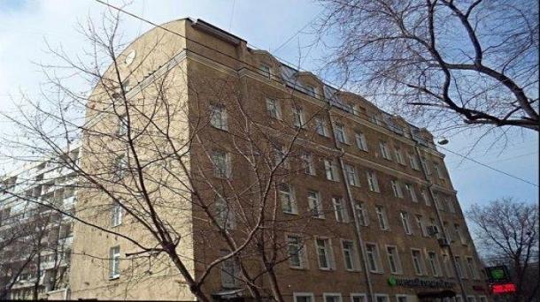 Офис 110м2, Комсомольская