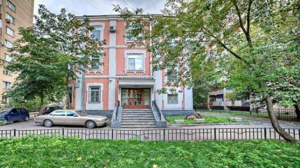 Офис 48м2, Смоленская
