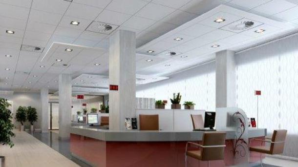 Офис 760 м2 у метро Трубная
