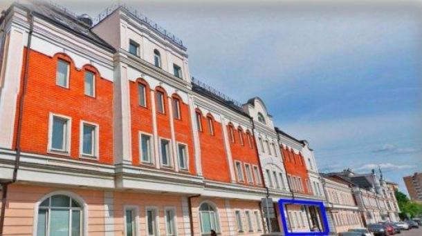Площадь под офис 65.6м2, Москва, 147600руб.