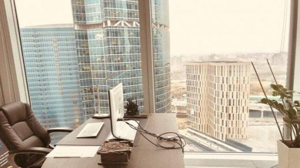 Офис 27 м2 у метро Деловой центр