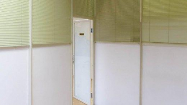 Офис 17.2м2, Рижская