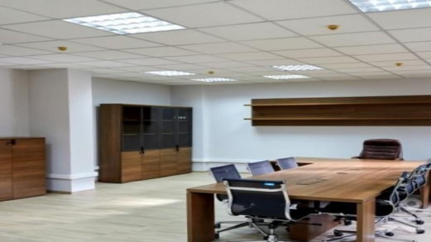 Офис 99.77м2, улица Ивана Бабушкина,  16А