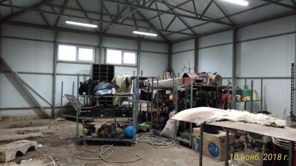 Помещение под склад в аренду 250м2,  ВАО, прямая аренда