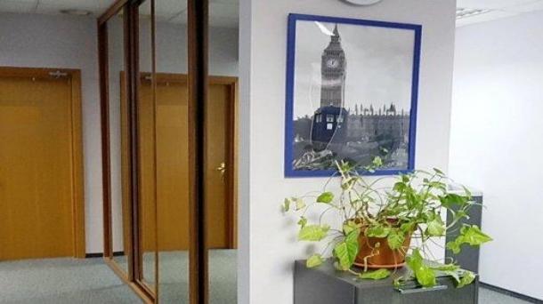Офис 154 м2, Люсиновская улица,  36